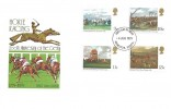 1979 Horse Racing, Philart FDC, Windsor FDI