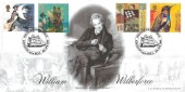 1999 Settlers' Tale, Bradbury Millennium People Cover No.4 Official FDC, William Wilberforce Kingston Upon Hull H/S