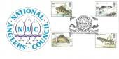 1983 British River Fish, National Anglers Council (NAC) Official FDC, National Anglers Council Izaak Walton Tercentenary London EC4 H/S