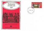 1970 General Anniversaries, Set of 5 Pilgrim FDC's. Relevant Postmarks