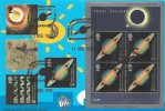 1999 Scientists' Tale & Total Solar Eclipse Double Dated David Legg FDC, Jodrell Bank Science Centre 1999 Total Eclipse Year Macclesfield Cheshire H/S