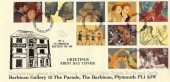 1995 Greetings Stamps Barbican Gallery Plymouth Special Beryl Cook FDC