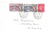 1960 Europa, 2½d Postcard Postal Stationery, Kings Norton DO Birmingham 30 cds