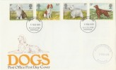1979 Dogs Kings Lynn FDI + Sandringham Estate Cachet FDC
