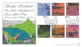 2003 Scotland, Stick with Stamps FDC, A Monster Tourist Attraction Loch Ness Inverness H/S