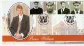 2003 Prince William,  Bradbury Sovereign Series Cover No.31 Official FDC, Birthday Celebrations, Windsor Berkshire H/S