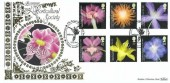 2004 Royal Horticultural Society, Benham (500) Gold No.281 Official FDC, Bicentenary The Royal Horticultural Society Chelsea London  SW3 H/S