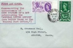 1960 The General Letter Office, Display FDC, Andover Hants. cds