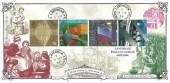 1999 Workers' Tale, Bradbury Victorian Print No.132 FDC, Lavenham Suffolk cds