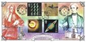 1999 Scientists' Tale Bradbury Victorian Print No.135, Colsterworth Grantham Lincs. cds