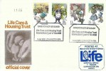 1979 Year of the Child, LIFE Official FDC, Care for Mother & Baby Leamington Spa H/S