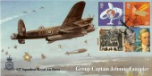 1999 Travellers' Tale 617 Aquadron RAF Cambridge Official FDC
