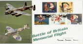 1997 Christmas Battle of Britain Memorial Flight Cambridge Official FDC