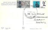 1965 Joseph Lister, Belfast Castle Postcard, Belfast FDI