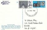 1966 Westminster Abbey, J Arthur Dixon Colour Postcard, London SW1 FDI
