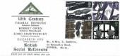 1976 Social Pioneers & Reformers, North Herts. Stamp Club FDC, Stevenage Herts. FDI