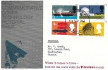 1966 British Technology GPO FDC Overprinted When it comes to tyres - look for the cover with the Firestone stamp, London SW FDI