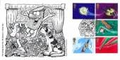 2002 Peter Pan, Phil Stamps Classic series no.29 Official FDC, Peter Pan Kirriemuir H/S