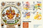 1988 Sport Dawn Official Wolves FC FDC