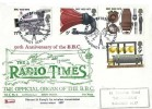 1972 BBC, Philcovers FDC, First Day of Issue London W1 H/S