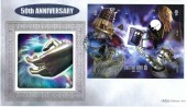 2013 Doctor Who, Benham BLCS564 Official FDC, 50th Anniversary London W9 H/S