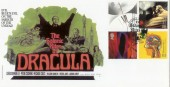1999 Inventors' Tale Cambridge Dracula Official FDC