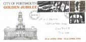 1976, Social Pioneers & Reformers, City of Portsmouth Golden Jubilee FDC, Portsmouth Hants. FDI.