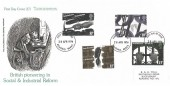 1976 Social Pioneers & Reformers, Save The Children Fund FDC, Reading Berks. FDI